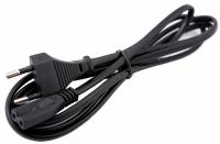 Сетевой кабель для адаптера питания ноутбука, евро , 2-hole, 1.2 м. (2-hole )