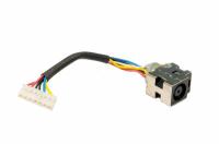 Разъем питания PJ257 для Compaq, HP (7.4*5.0) 7 pin