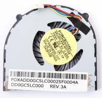 Вентилятор Acer Aspire 4410 4810T 4810TZ Timeline 4810TZ, DFS400805L10T F939 4pin 5V 0.45A (DFS400805L10T F939 )