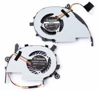 Вентилятор Acer Aspire V5-472V5-472PV5-572V5-572 Комплект 2 шт (CPU+GPU) EF40060S1-C020-S99 (EF40060S1-C030-S99 )