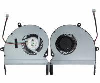 Вентилятор Asus X401A X401E X401EL X501A Original 4 pin (KSB0705HB-CA29 )