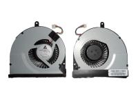 Вентилятор Asus N56 N56JR N56VV N56VZ N56VW N76VZ Original 4 pin (KSB0705HB-BK99 )