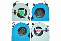 Вентилятор Asus G750J G750JW G750JX G750JZ G750V OEM 4+4 pin