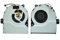 Вентилятор Asus X751L X751LX  X751LK X751LAV X751LD Original 4 pin