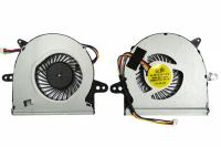 Вентилятор Asus X401U X501U F501U OEM 4 pin