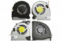 Вентилятор Dell Inspiron 15P-1548 Inspiron 15-7557 15-7559 Левый+Правый Original 4+4pin (04X5CY 0RJX6N )
