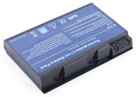 Батарея Acer Aspire 3100 5100 9110 9800 TravelMate 2490 4280 5510 14.8V 4800mAh, черная (50L8 )
