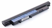 Батарея Acer Aspire 3810T 4810T 5810T TravelMate 8371 8471 8571 11.1V 4400mAh, черная (AC3810)
