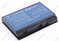 Батарея Acer Extensa 5220,5620 TravelMate 5310,5520,5720,7520,7720, 14,8V 4400mAh Black (TM5521 )