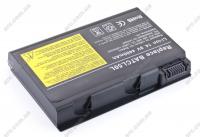 Батарея Acer TravelMate 2350,290,4050,4650 Aspire 9010,9100,9500, 14,8V 4400mAh Black (AC290 )