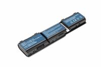 Батарея Acer Aspire 1420 1820 1825 11.1V 4400mAh, черная (AC1825 )