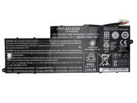 Батарея Acer Aspire V5-122 V5-122P V5-132 V5-132P E3-111 E3-112 11.4V 2640mAh, черная, Оригинал (AC13C34 )