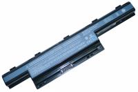 Батарея Acer Aspire 4552 5551 7551 TM 5740 7740 eMachines D528 E440 G640 E640 10.8V 5200mAh, черная