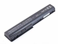 Батарея HP Pavilion DV7 DV70 HSTNN-Q35C HSTNN-XB73 10.8V 4800mAh, черная (DV70 )