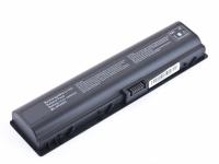 Батарея HP Presario C700 F500 V6000 Pavilion DV2000 DV6000 10.8V 4400mAh, черная (DV2000 )