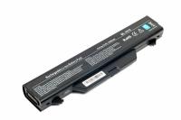 Батарея HP ProBook 4510s 4515s 4710s HSTNN-OB89 10.8V 4400mAh, черная (4510 )