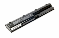 Батарея HP ProBook 4330s 4331s 4430s 4431s 4435s 4436s 4530s 4535s 10.8V 4400mAh, черная (4530 )
