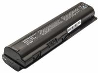 Батарея HP G50 60 70 Pavilion DV4 DV5 DV6 CQ40 50 60 70 10.8V 6600mAh, черная (CQ40(H) )