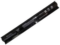 Батарея HP Pavilion 14-AB 15-AB 17-AB 17-g 14.8V 2600mAh, черная (KI04 )