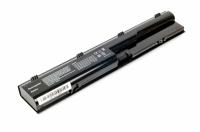 Батарея HP ProBook 4330s 4331s 4430s 4431s 4435s 4436s 4530s 4535s 10.8V 5200mAh, черная