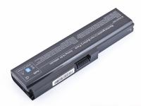 Батарея Toshiba Satellite A660 C650 L310 L515 L630 U400 U500 PA3634 10.8V 4400mAh, черная (PA3634 )