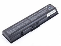Батарея Toshiba Satellite A200 A215 A300 A350 A500 L300 L450 L500 10.8V 4400mAh, черная (PA3534 )
