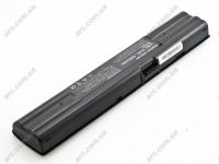 Батарея Asus A2,A2000,A2500,A42-A2, 14,8V 4400mAh Black (A2 )