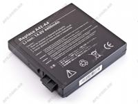 Батарея Asus A4,A4000,A42-A4, 14,8V 4400mAh Black (A4 )