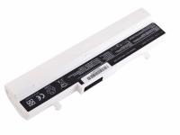 Батарея Asus Eee PC 1001HA 1005 1101 10.8V 4400mAh, белая (EEE PC 1005HA(White))