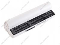 Батарея Asus Eee PC 700,701,801,900,901,2G,4G,8G, 7,4V 7200mAh White (EEE PC 701(H)(White))