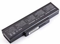 Батарея Asus F3 11.1V 4400mAh, черная (F3)