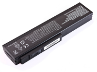 Батарея Asus M50 M51 X55 X57 G50 N61 X64 11.1V 4400mAh, черная (M50 )
