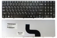 Клавиатура для ноутбука Acer Aspire 5338 5410T 5536 5538 5542 5738 5739 5740 5741 5810T 7540 7738 7740, черная (9Z.N1H82.Q0R)