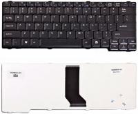 Клавиатура для ноутбука Acer TravelMate 200 260 520 740 Lenovo Y510 Y520 L510 Fujitsu M7400,черная, US + Наклейки (V0208GEAS1 )