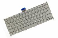 Клавиатура для ноутбука Acer Aspire S3-391 S3-951 S5-391 V5-121 V5-131 One 725 756 TravelMate B113, серая (9Z.N7WPW.00R )