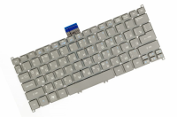 Клавиатура Acer Aspire S3-391 S3-951 S5-391 V5-121 V5-131 One 725 756 TravelMate B113, серая (9Z.N7WPW.00R )