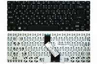 Клавиатура для ноутбука Acer Aspire V5-472 V5-473 V7-481 V7-482 TravelMate P446-M P645-M, черная (AEZQY700010 )