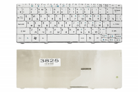 Клавиатура Acer Aspire One 521 522 532 533 D255 D255E 257 D260 Gateway LT21, белая (9Z.N3K82.Q0R )