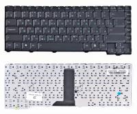 Клавиатура Asus F2 F3 F3J F3JC F3JM F3T F5 T11, черная (04GNI11KRU40 )