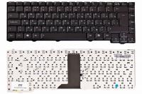 Клавиатура Asus F2 F3 F3J F3JC F3JM F3T F5 T11, черная 28pin (04GNI11KRU01 )