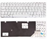 Клавиатура Asus A8 A8E A8M A8F A8H A8J F8 N80 X80 Z99 Z99H Z99J W3 W3A W3N W3J W6 W3000, серая (04GNCB2KRU14 )