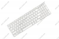 Клавиатура Asus G73 Series, белая (9J.N2J82.20R )