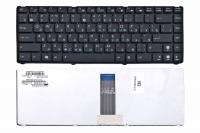 Клавиатура Asus UL20 UL20A UL20FT U20 U20A Eee PC 1201 1215, черная (9J.N2K82.B0R )