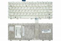 Клавиатура Asus Eee PC 1011 1015 1018 X101, белая без рамки, Прямой Enter