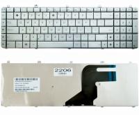Клавиатура Asus N55 Series, серая