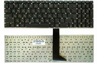 Клавиатура Asus X501 X501A X501U X550 X552 X750, черная без рамки, Прямой Enter, с 2-мя креплениями