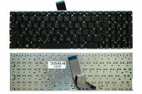 Клавиатура Asus A55N A56 K56 S56 S550 S550C S550V S550X, черная без рамки,Прямой Enter (AEXJB00110 )