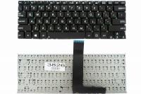 Клавиатура Asus F200 F200CA F200LA X200 X200C X200CA X200L X200M R202, черная без рамки,Прямой Enter