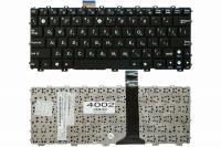Клавиатура Asus Eee PC 1011 1015 1018 X101, черная без рамки, Прямой Enter