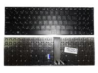 Клавиатура Asus A55N A56 K56 S56 S550 S550C S550V S550X, черная без рамки, Прямой Enter, Оригинал (AEXJB00110 )